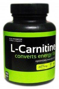 Карнитин (L-карнитин)